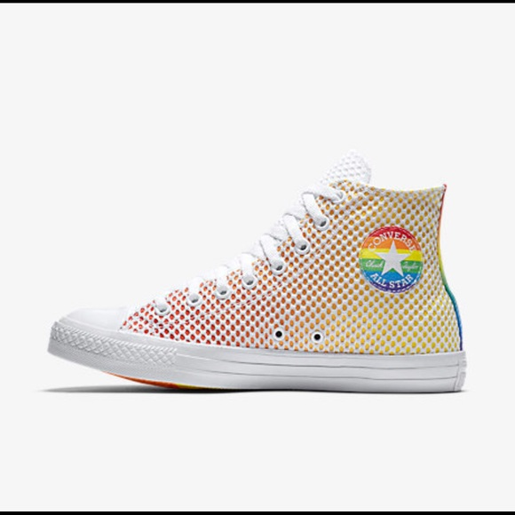 Converse Chuck Taylor All Star Pride Mesh Hi Top 84fab53bc